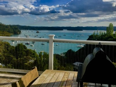 Photo for Russell NZ -Cooinda superior views across the Bay