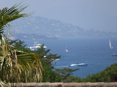 St Tropez charming house 5 people sea view