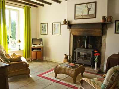 Photo for Family And Pet Friendly, Quiet Village Location, Heated Swimming Pool