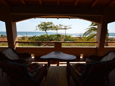 Photo for Authentic Costa Rica Beachfront 3BR - Casa JolRay