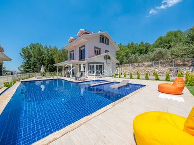 Photo for With Oludeniz View, Large, Clean, Secure and Private Villa
