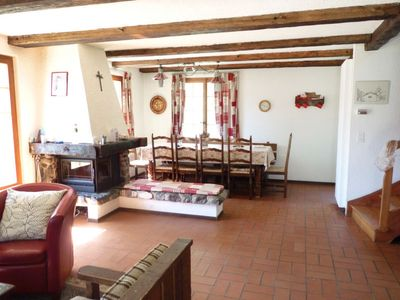 Photo for Vacation home L'Humagne Blanche in Ovronnaz - 9 persons, 5 bedrooms