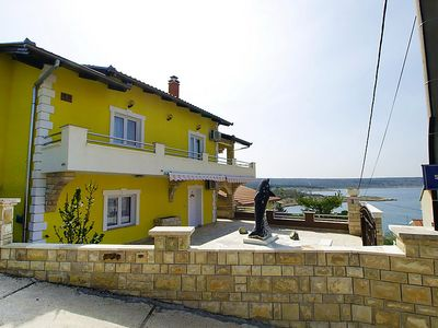 Photo for 4 bedroom Apartment, sleeps 7 in Bašić with Air Con and WiFi