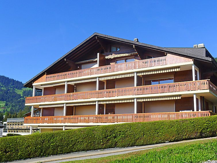 Apartment Rubis 1  in Villars, Alpes Vaudoises - 6 persons, 3 bedrooms Photo 1
