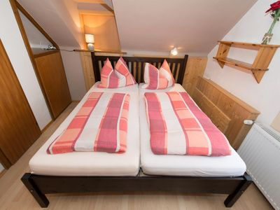 Photo for Double room schnuckelig (without balcony) - binder, house