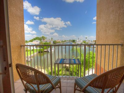 Photo for Great Views and Value.  Two King Size Beds!  Located in the Heart of Madeira Beach.