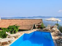 A lovely villa , beautiful views and accurate description. All good. Agni travel were very helpfu...
