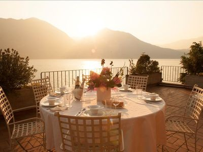 Photo for The Terrace on the lake