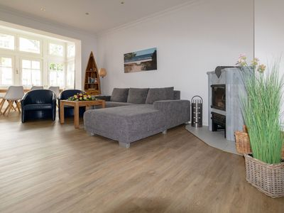 Photo for Stylish and high quality 3-room apartment with fireplace, Wi-Fi, car parking space
