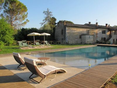 Photo for Campiglia Marittima Holiday Home, Sleeps 4 with Pool and Free WiFi