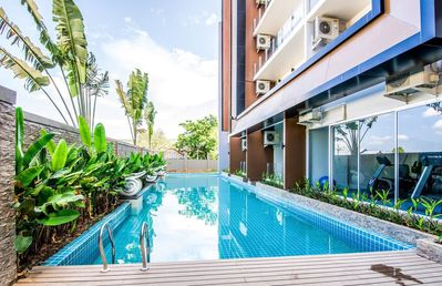 Photo for 1BR Condo Vacation Rental in Tambon Karon, จ.ภูเก็ต