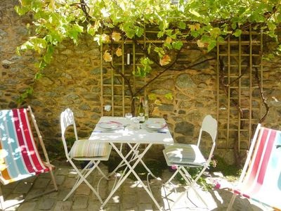 Photo for Holiday flat, St. Quay-Portrieux