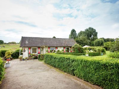 Photo for Nostalgic holiday accommodation on the outskirts of the village of Mechelen in South Limburg.