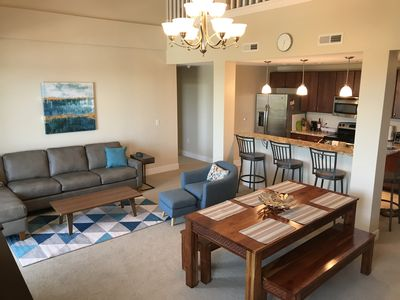 Photo for Brand New Condo, clean and spacious, walk to city center and Beach