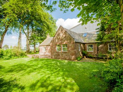 Photo for Steading Cottage. 4 STAR. Sleeps up to 6. Detached