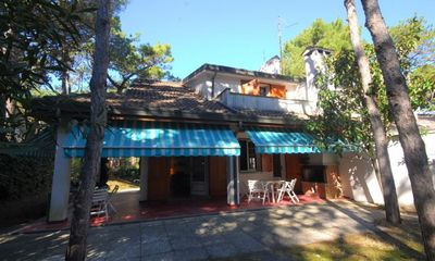Photo for Large villa located on the seafront of Lignano Riviera