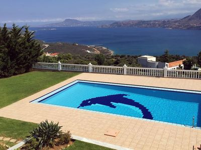 Photo for 4BR Villa Vacation Rental in Κουνουπιδιανά