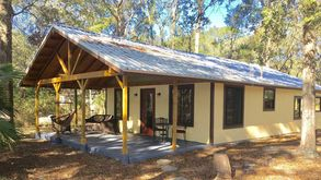 Photo for 2BR Cottage Vacation Rental in Fanning Springs, Florida