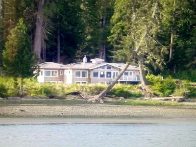 "Photo for ""Whale House""~ Upscale, 4000 Sq Ft Home For Large Family"