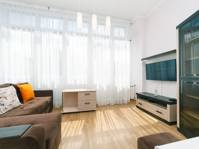 Photo for Good 1-bedroom apartment (11, Lva Tolstoho str.)