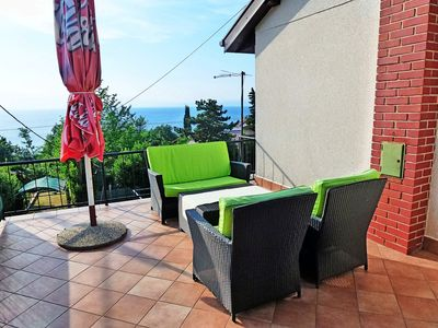 Photo for Centrally located with large balcony - Apartment Ivana