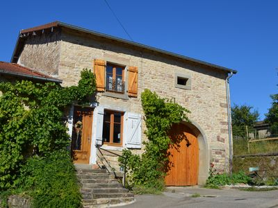 Photo for tradit., family and pet-friendly holiday house m. turned. Garden u. terrace