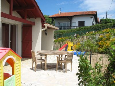 Photo for ON BEACH beach center 900 m BED BABY etc residential area
