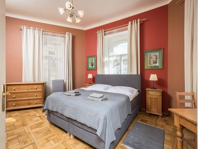 Prague-SuperClassy-3BR-Best Location-Historic Area