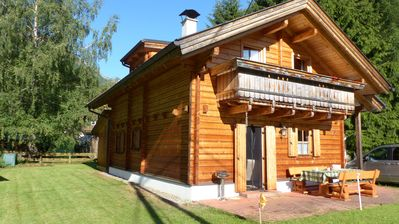 Photo for Comfortable holiday house with sauna in the village center next to ski bus stop