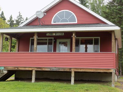 Photo for Cute Cabin within walking distance to downtown Rangeley