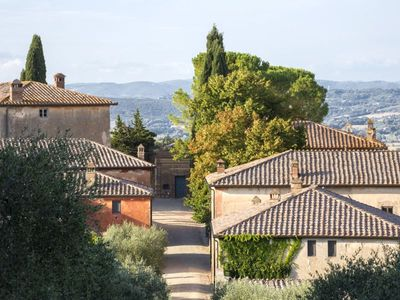 Photo for 2BR Farmhouse Vacation Rental in Rosia - Sovicille, SI
