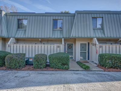 Photo for Poolside Townhome -Near Coligny Plaza & Steps to the Beach