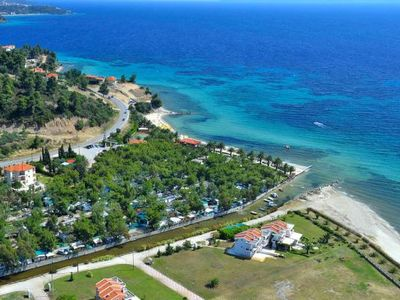 Photo for Mobile Homes Castello, Neos Marmaras  in Halbinsel Sithonia - 6 persons, 2 bedrooms