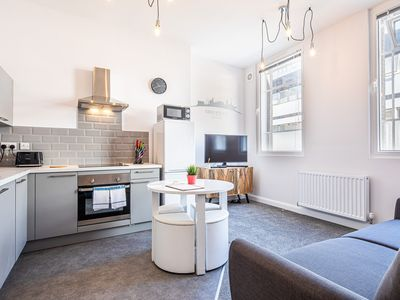 Photo for The Safe Room @ The Bank, 1 Bed Apartment in Sheffield City Centre