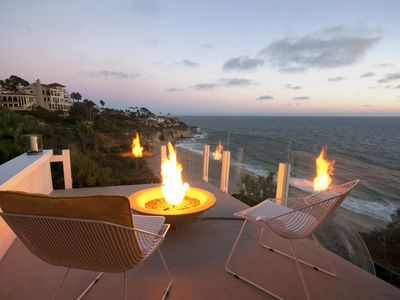Photo for OCEANFRONT,Paradise Cove,  With Private Stairs To Beach
