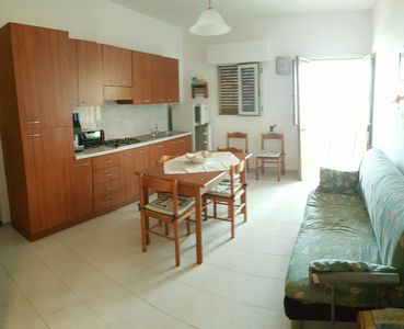 Photo for Three-room apartment 50 meters from the Torre Pali beach in Lecce