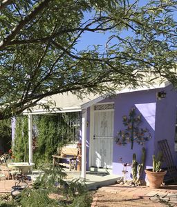 Photo for Mi Casita, an Adobe Guesthouse in Historic Neighborhood.