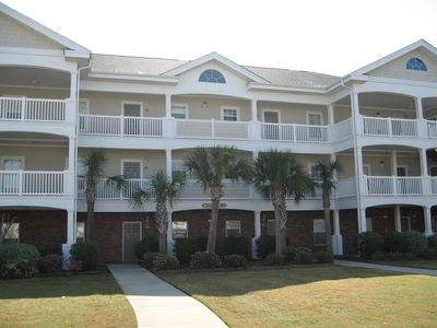Photo for Beautiful 2 BR/2BA Condo Located on 3rd Fl in Barefoot Resort