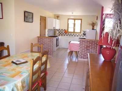 Photo for FORT MAHON BEACH: Villa in residential area, nice family time insured.