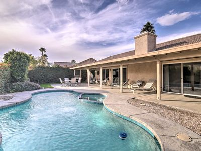 Photo for NEW! La Quinta Home w/Pool - 6 Mi to Polo Grounds!