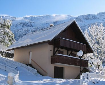 Photo for LUXURY SPACIOUS CHALET  - VAUJANY NEAR ALPE D'HUEZ FOR SKI AND CYCLING