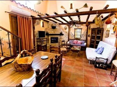 Photo for Rural house (full rental) El Tinao de la Petra for 14 people