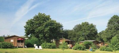 Photo for Camping Du Deffay **** - Chalet Azur 3 Rooms 3 Adults and 1 Child