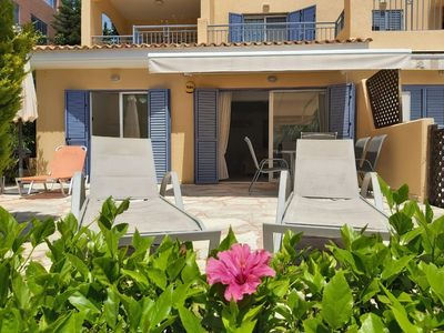 Photo for Groundfloor, 2 bedroom in amazing Limnaria resort