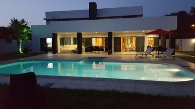 Photo for COMPLETE HOUSE WITH SWIMMING POOL