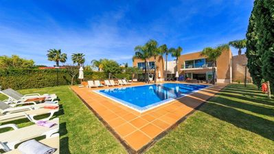 Photo for This contemporary villa offers a spacious and luxurious setting equipped to a high standard with spe