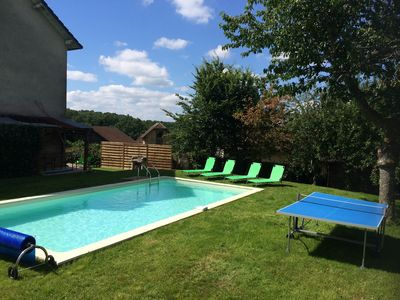 Photo for Secluded Well Equipped Spacious Country House With Private Pool And Enclosed Gar