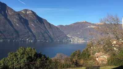 Photo for Casa Nocciola - Lovely Stonehouse with Panoramic Lake View