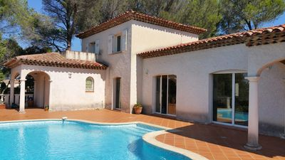 Photo for House / Villa - Saint Raphael in the middle of the golf courses of Valescure