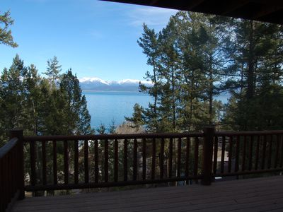 Photo for Spectacular Lake Views, Easy Access, New Modern Amenity Rich Home